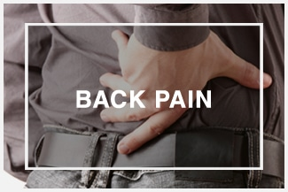 Back Pain Symptom Box